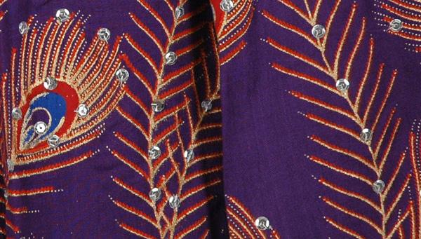 Bossanova Hippie Long Skirt