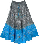 Bahamas Boho Long Skirt