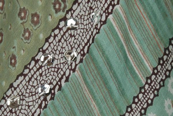 Viridian Green Swamp Skirt