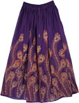 Bossanova Hippie Long Skirt
