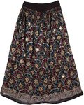 Sparkle Moods Sequin Long Skirt