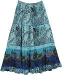 Mirage Womens Long Skirt
