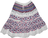 Whimzy Cotton Short Skirt