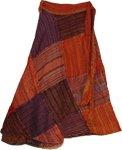 Tabasco Boho All Season Wrap Around Skirt