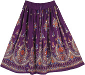 Finn Gypsy Short Skirt