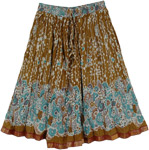 Sweet Sublime Crinkle Skirt