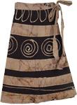 Sandrift Wrap Short Skirt
