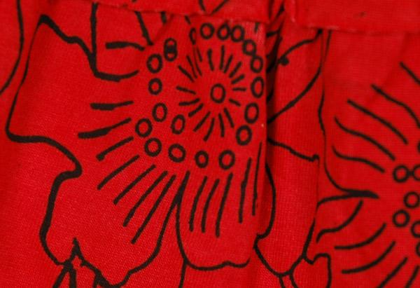 Milano Mini Red Skirt