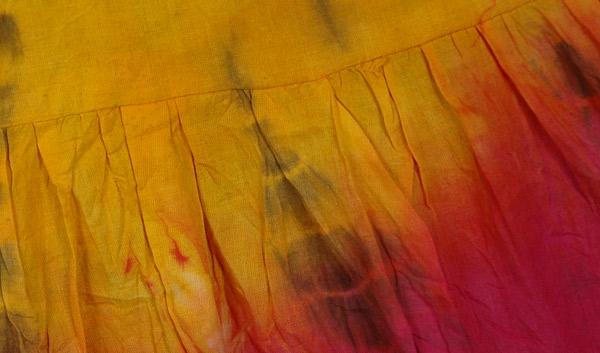 Flames Trendy Cotton Short Skirt