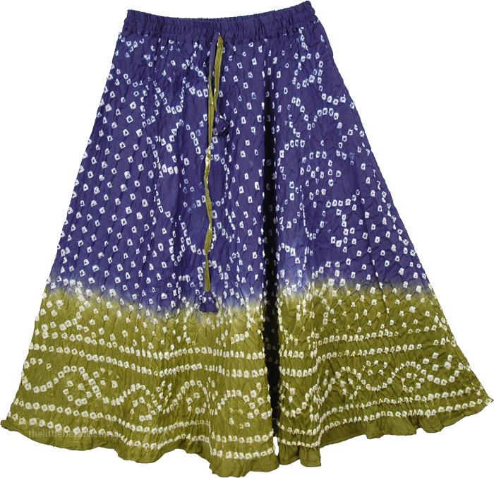 Petite Summer Cotton Skirt, Jacarta Petite Summer Skirt