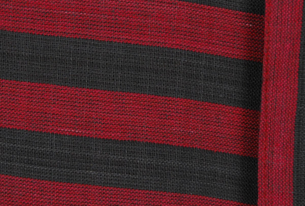 Persian Plum Striped Short Wrap Around Skirt