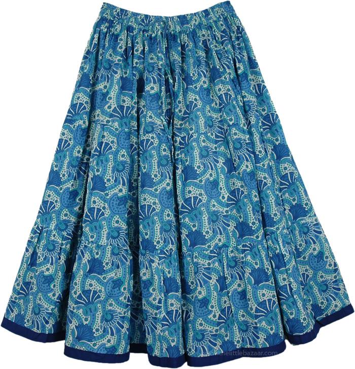 Summer Cotton Skirt 52