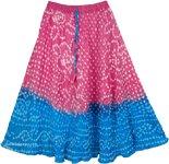 Hibiscus Junior Cotton Skirt