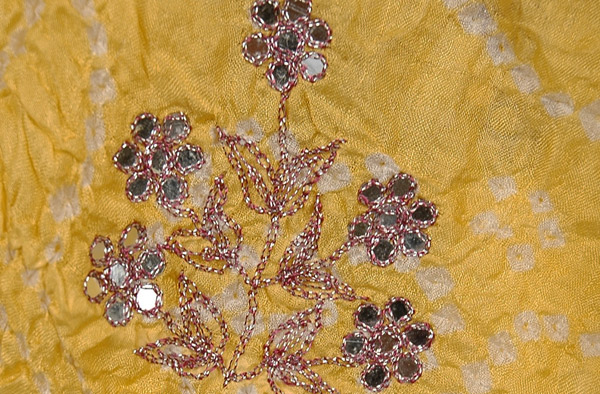 Julia Romantic Silk Skirt
