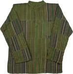 Savannah Green Bohemian Shirt