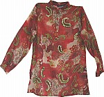 Indian Tunic Womens w/ Sequins