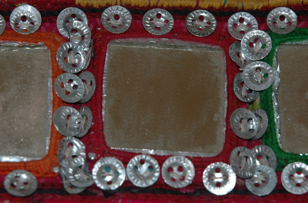 Banjara Big Mirrors and Sequins Belt