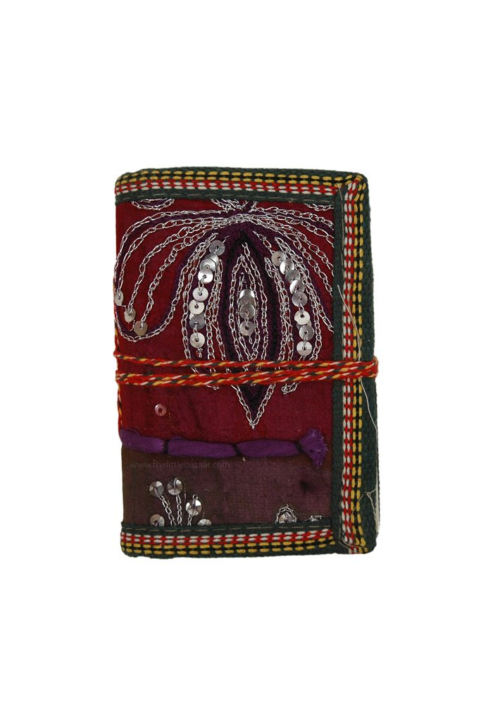 Small Poem Or Prayer Notebook with Blank Unlined Pages S